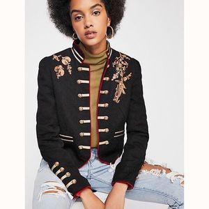 NEW Free People Lauren Band Jacket